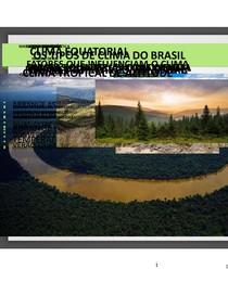 CARACTERISTICAS FISICAS DO BRASIL