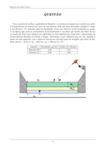 Óptica - Exercício resolvido - Renato da Silva Viana