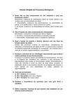 Estudo Dirigido AV2 de Processos Biológicos