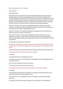 direito processual civi Il- caso concreto 2