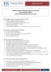 Formulas para a produção textual na petição