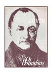 Auguste Comte, Coleção Os Pensadores