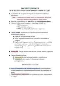 BIOFILME DENTÁRIO