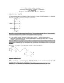 Lista de exercicios Resolvido Bioquímica