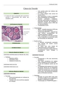 câncer de tireoide