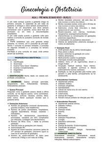 G O - PRÉ-NATAL DE BAIXO RISCO