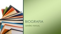 GÊNERO BIOGRAFIA