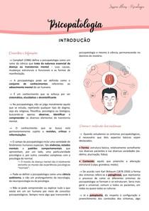 Psicopatologia - Conceito e definições