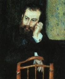 Pierre Auguste Renoir  - Alfred-Sisley