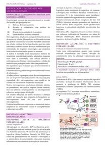 Resumo Imunologia - parte 9