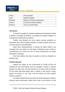 bioética em serviços hospitalares (2)