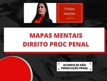 Mapas mentais: acordo de não persecução penal