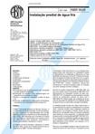 NBR 5626-Instalação predial de Água fria