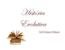 Aula - História Evolutiva