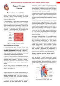 Resumo Fisiologia Cardíaca 1