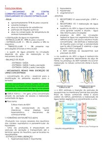 MECANISMO DE CONTRA CORRENTE_CONTROLE DO VOLUME E OSMOLARIDADE DO LÍQUIDO EXTRACELULAR