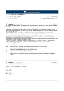 4ºPORTUGUÊS INSTRUMENTAL I COM GABARITO.d