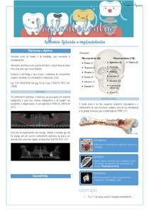 Anatomia Aplicada a implantodontia