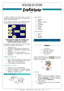 Patologia do sistema endócrino - parte I