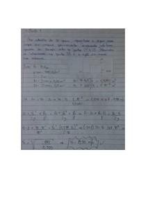Tarefa Capítulo 3 Fenômenos de transporte ex 1, 2 e 3 Engenharia UNIP