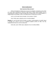 Constitucional 2   Caso concreto 9