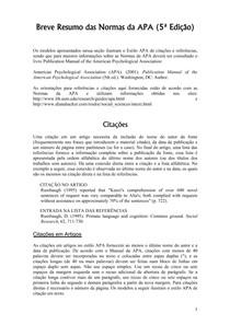 APA Mod Referencias- citacao