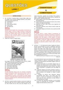 Gabarito Comentado Vestibular 2013 - História Moderna I - 28