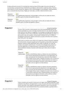 Atividade II - Psicologia e Comportamento (ON)
