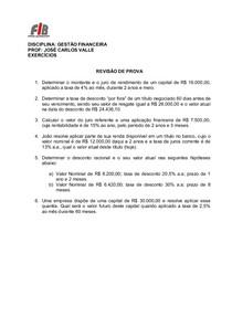 Revis-¦ão da AVI 2009.1