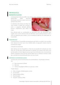 Imunologia Mononucleose