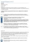 Apol 5 nota 100 Análise de Crédito e Risco   Gestão de Talentos