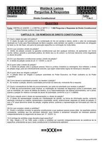 WL-P & R-04-Direito Constitucional-10-Os Remédios de Direito Constitucional-007