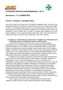 Aps Unip 2 semestre Biomedicina