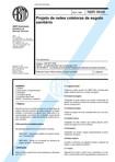 NBR 9649 86   Projetos de redes coletoras de esgoto sanitário