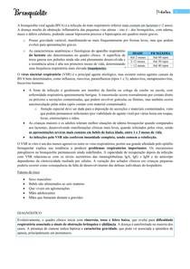 Bronquiolite - Resumo + Questões