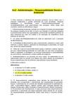 RESPOSTAS - Av2 - Responsabilidade Social e Ambiental