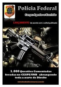 1.000 QUESTÕES COMENTADAS   AGENTE DE POLÍCIA FEDERAL 2012.pdf 1