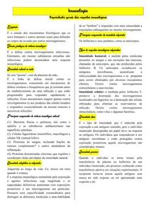 Imunologia - conceitos básicos