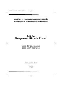 comentarios a lei de Resp.Fiscal