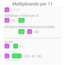 Multiplicando por 11