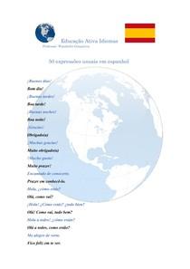 50 expressões usuais em espanhol - #exclusivopd