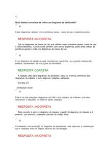 1 -atividades - PROJETO DE SOFTWARE I