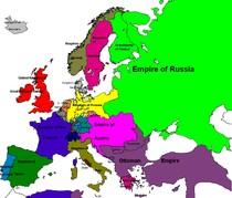 Europa 1866