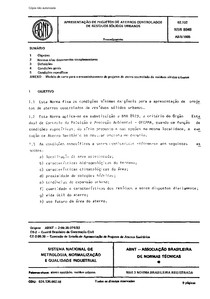 ABNT NBR 8419   Aterro Controlado