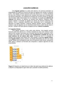 Nota de aula _ Ligacoes Quimicas