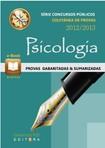 COLETANEA de Provas 2012 2013 Psicologia