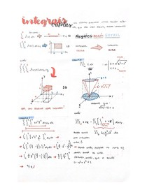 Integrais Triplas e de Superfícies - Cálculo 3
