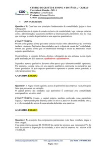 Contabilidade Geral 05