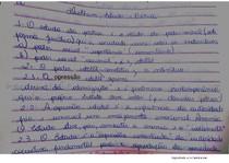Anotações de aula- Durkheim