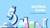 Bactérias revisão básica - Microbiologia